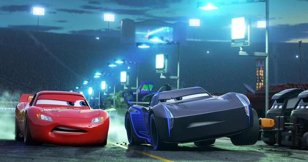 Sasaki Time: Cars 3