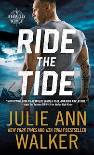 Book Review: Ride the Tide (Deep Six #3) by Julie Ann Walker