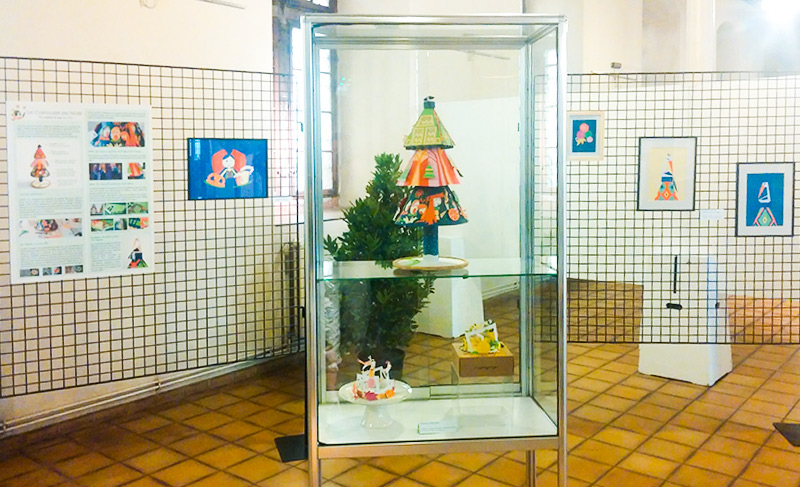 expo papercut Camille Epplin