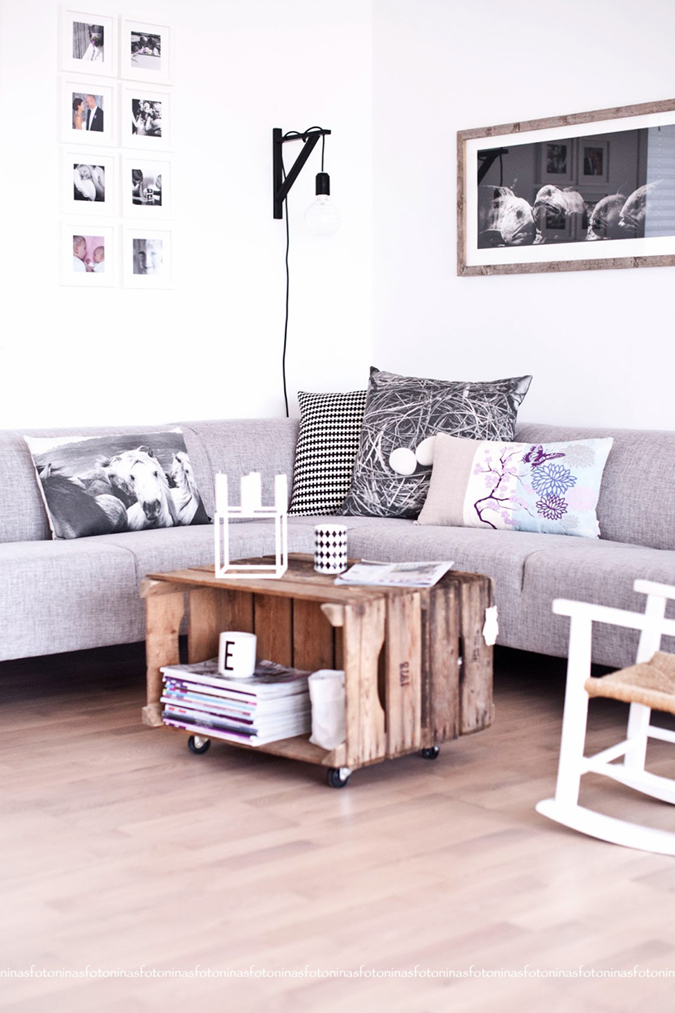 Milowcostblog c mo decorar una casa nueva - Laminas para cuadros baratas ...