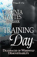 Cover for The Manor s02e01 - Training Day: Drawbacks of Werewolf Demonstrability