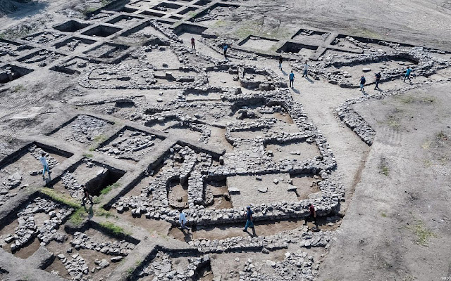 Excavations in Israel uncover vast 5,000-year-old city and temple for religious rituals