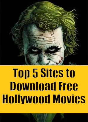 Top 5 Sites To Download Hollywood Movies in Hindi Dubbed dual audio