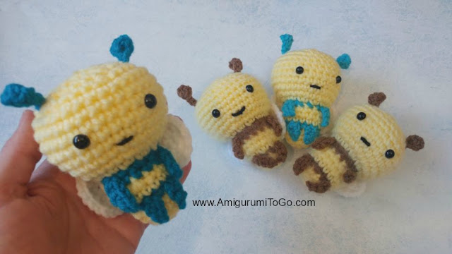 Tips to Learning Amigurumi - Grace and Yarn | 360x640