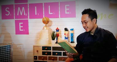 Blogger Eksis hadir dalam launching asuransi HappyMe