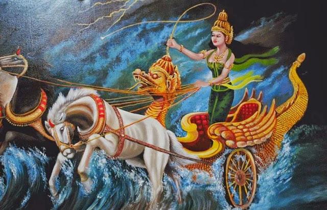 Legenda Nyi Roro Kidul Asli + Foto Penampakan Nyi Roro Kidul
