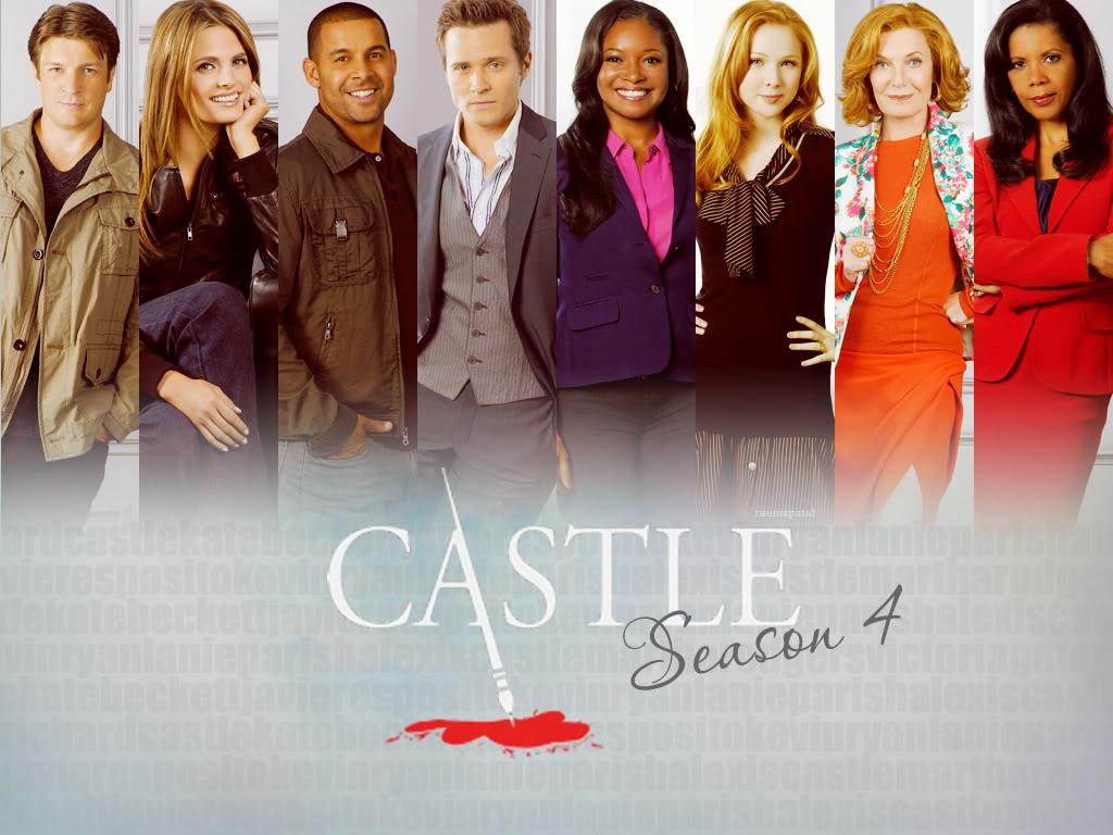 Beckett in castle season 4 / Patati patata volta ao mundo
