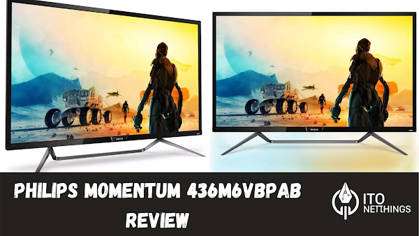 Philips Momentum 436M6VBPAB - Review