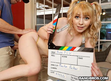 [BangPOV] Ava Sinclaire (Ava's Porn Interview / 12.01.2020)