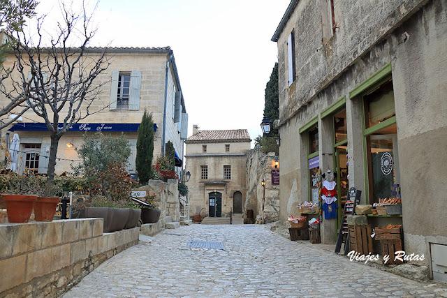 Calles de Les-Baux-de-Provence