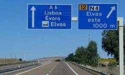 Distancias desde Lisboa