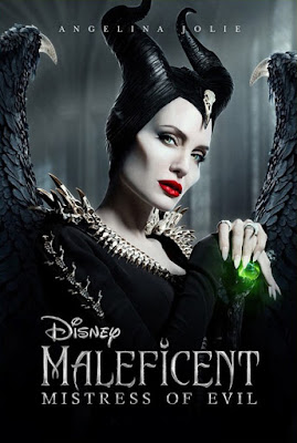Maleficent: Mistress of Evil 2019 DVD CUSTOM HD LATINO + SUB