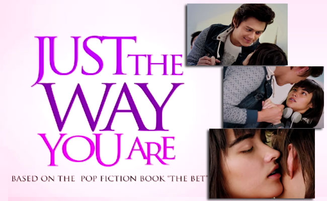 Watch Trailer of Just The Way You Are: A Back to School Love Story