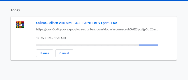 Cara Mengatasi Limit Download Pada Google Drive 5