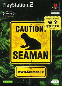 Seaman Kindan no Pet Gaze Hakase no Jikkentou PS2 ISO