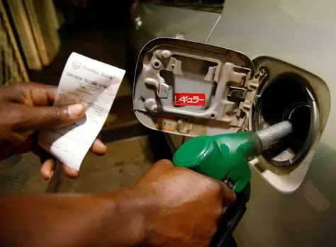 Fuel Prices Goes Up Again In Zimbabwe