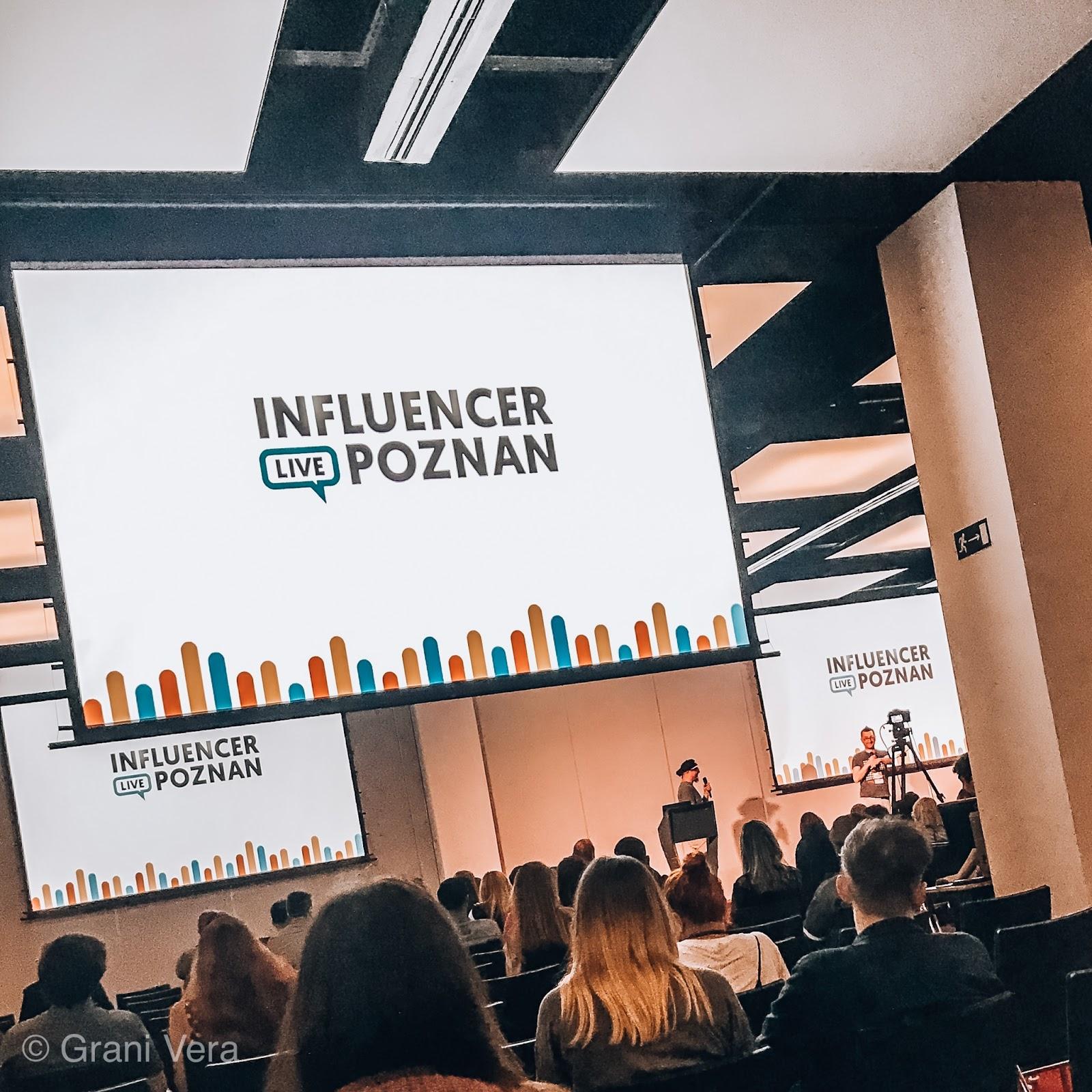 Influencer Live Poznań 2019 - relacja