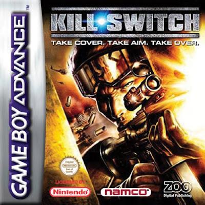 Review - Kill Switch - Game Boy Advance