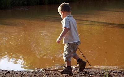 Senderismo y como entretener a los ninos
