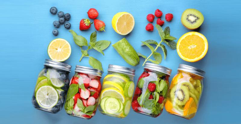 En iyi detoks yöntemi sağlıklı ve dengeli beslenmek!