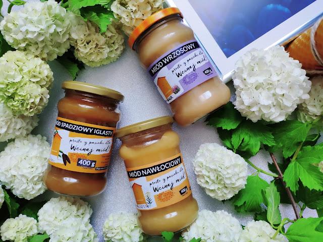 Wcinaj miód! Miody i produkty pszczele dla zdrowia i dla ducha!