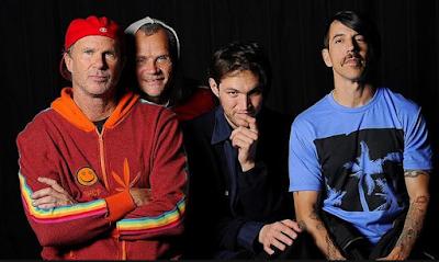 Download Kumpulan Lagu Red Hot Chili Peppers Full Album Lengkap