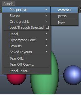 point camera, maya for tutorials stuff