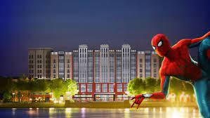 Disney's Hotel New York The Art of Marvel