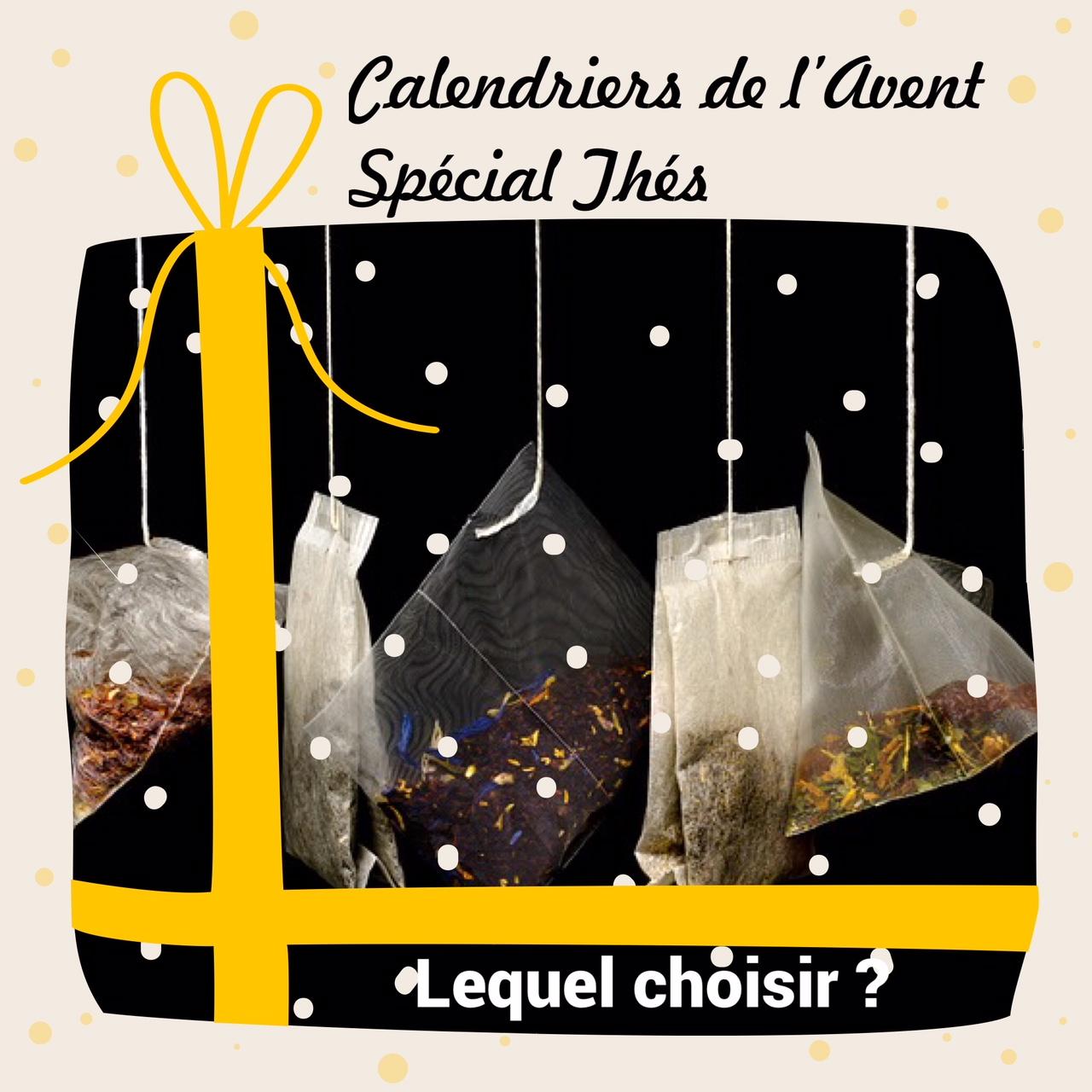Calendrier Avent Palais Des Thes.Swaps Addict Le Blog Calendrier De L Avent Special Thes 1