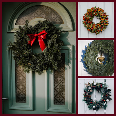 traditional styles of wreaths