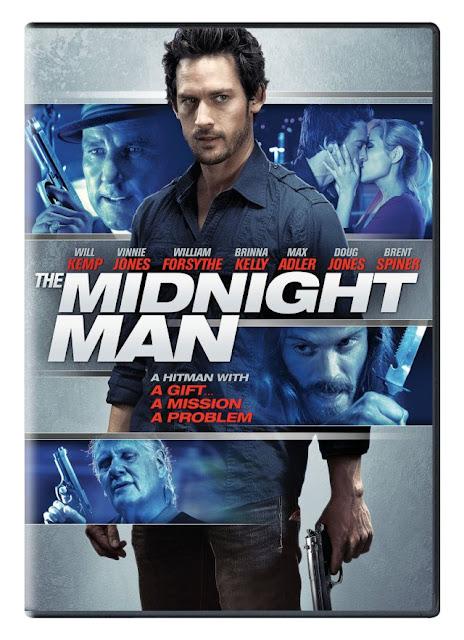 The Midnight Man (2016) ταινιες online seires oipeirates greek subs