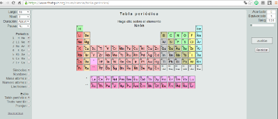Reforzamiento escolar qumica tabla peridica quiz y tabla online qumica tabla peridica quiz y tabla online urtaz Choice Image