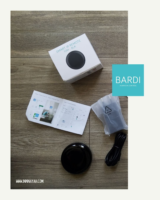 Review Bardi Smart Light 9W RGBWW & Bardi IR Remote