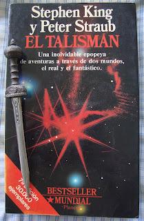 Portada del libro El talismán, de Stephen King y Peter Straub