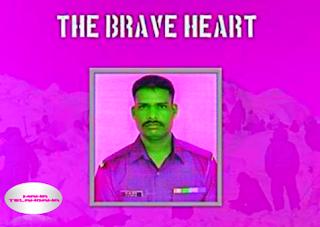 Telangana CM KCR condoles Siachen bravehearts death