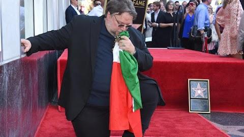 Guillermo Del Toro csillagot kapott a Hírességek sétányán