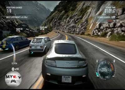 تحميل لعبة Need for Speed للاجهزة الضعيفة من ماي ايجي