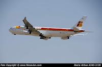 Airbus A340 / EC-KCL