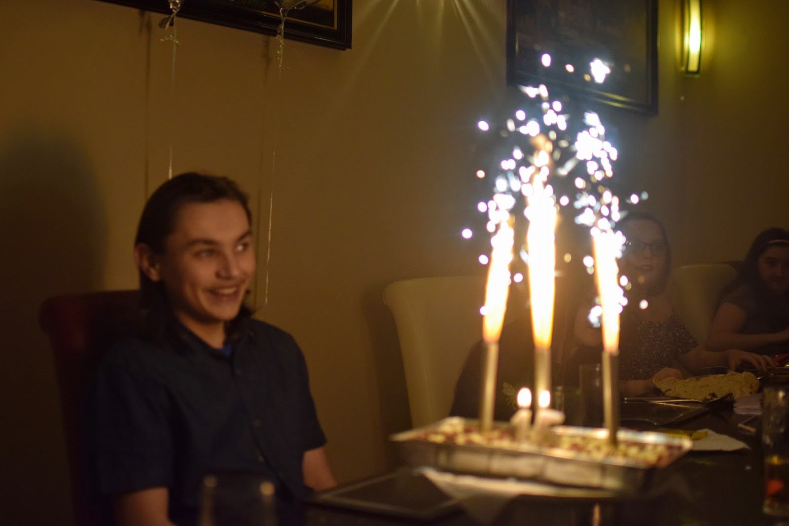 , Life:  Danny is 15!