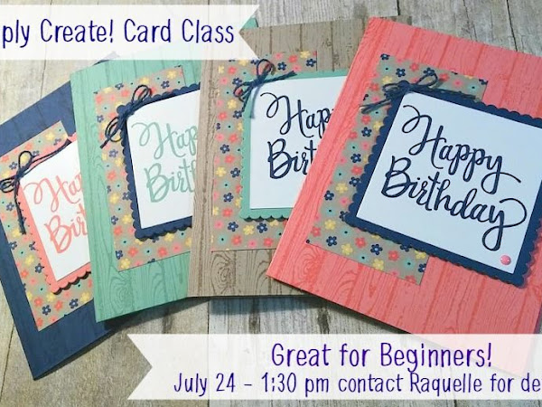 Simply Create Card Class