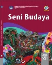 Buku Seni Budaya Siswa Kelas 12 k13 2018 Semester 1