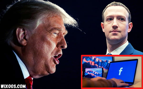 Donald Trump, the key test for the supreme court of Facebook