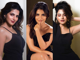 Iswarya Menon Hot Photoshoot Stills