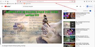 Cara Download Lagu di Youtube Tanpa Aplikasi