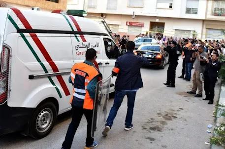 أخبار المغرب: الإجرام يضرب بقوة في سلا sale .. شاب يذبح ويحرق 6 أفراد من أسرة واحدة