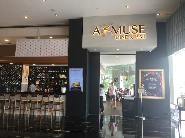 amuse dine and bar review hotel buffet 1-for-1 singapore
