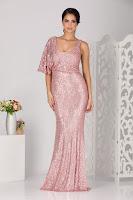 Rochie de ocazie roz