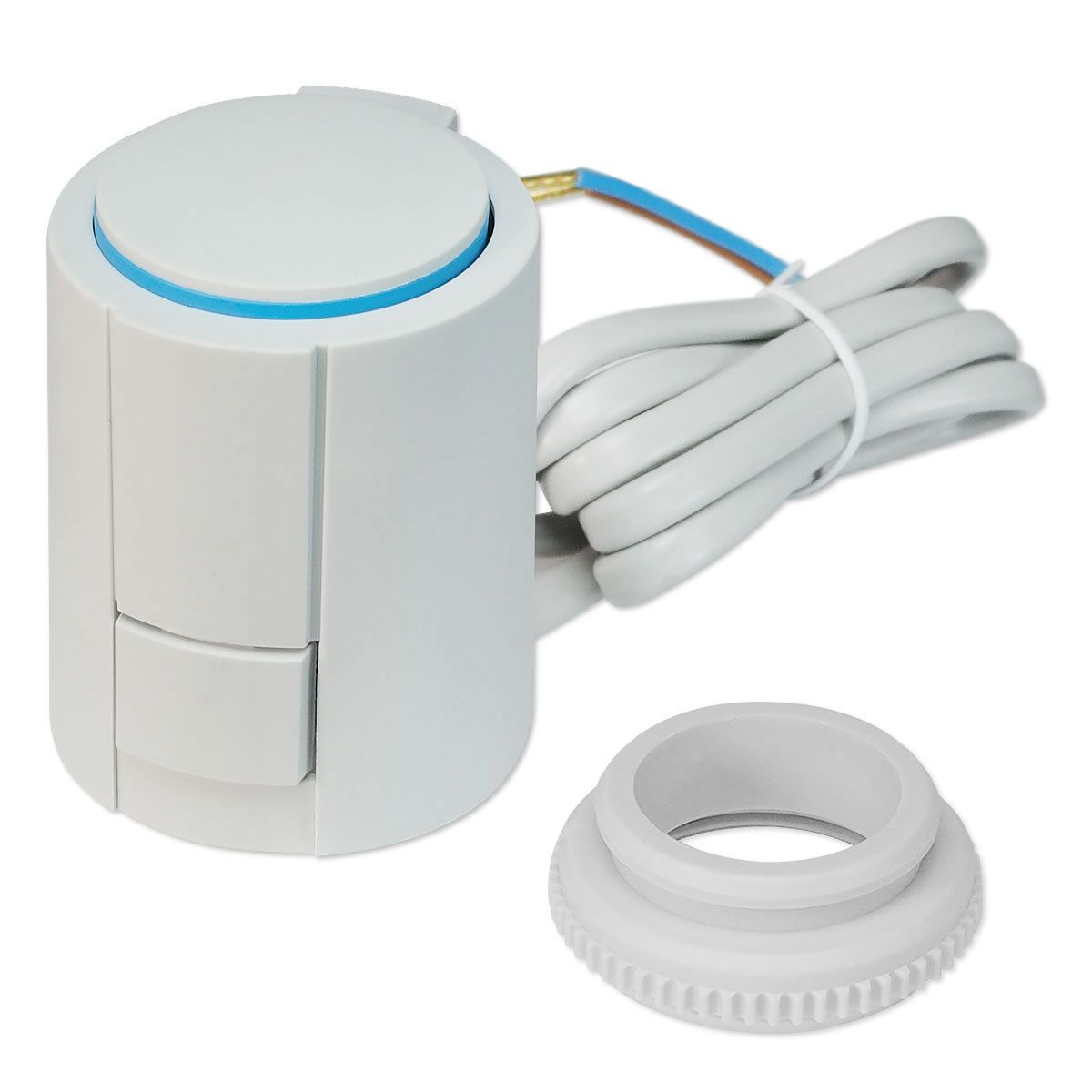 Home Automation Heating With Ebus And Bulex Room Temperature Controller Finally We Need Something For Independent Control Whether Or Not This Makes Sense Depends On The Situation Type Of House