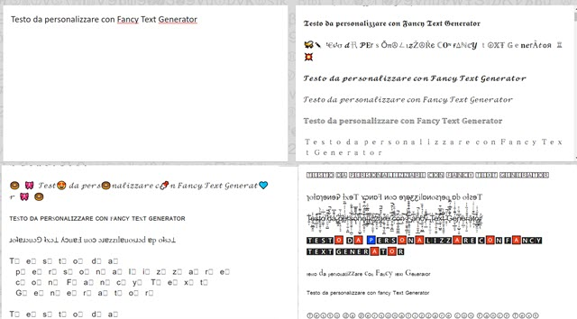 fancy-text-generator
