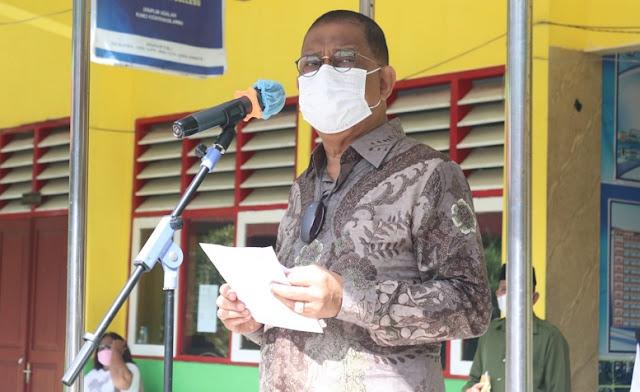 Richard Louhenapessy Buka Seleksi CPNS dan PPPK Non Guru di Pemkot Ambon